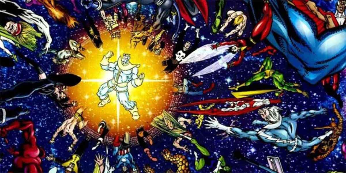 Esto es lo que ocurrió cuando Thanos ganó y destruyó el Universo Marvel