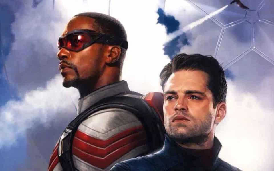 The Falcon and The Winter Soldier podría introducir un nuevo Capitán América