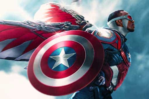 The Falcon and The Winter Soldier: Anthony Mackie habla sobre el escudo del Capitán América