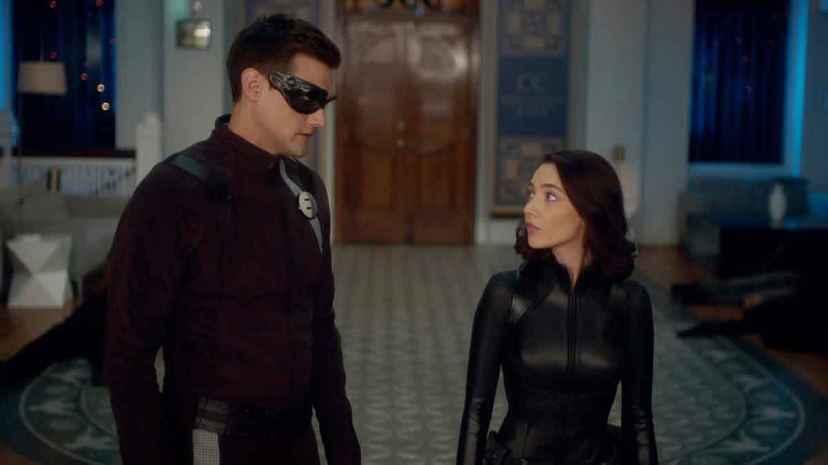 La serie The Flash tiene una referencia a Harley Quinn: Aves de Presa