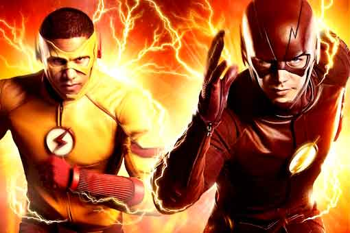 La serie The Flash cambiará los poderes de Barry Allen y Wally West