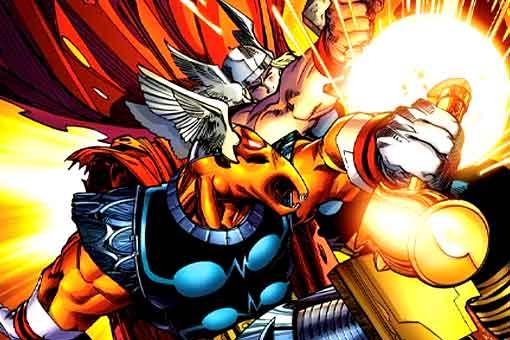 El Thor más extraño de Marvel se vuelve mucho más poderoso