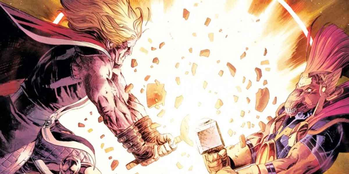 Thor le cambia el nombre a uno de sus rivales