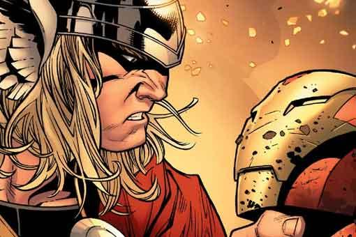 El mayor error de Iron Man fue clonar a Thor