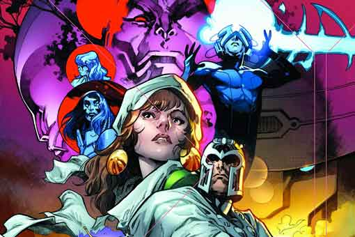 Marvel revela quien es la mayor traidora de los X-Men
