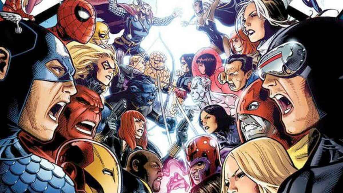 Vengadores vs X-Men una guerra inevitable en 2020