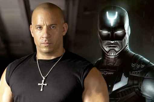 Vin Diesel todavía está interesado en interpretar a Rayo Negro de Marvel