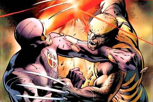 Wolverine podría tener una relación romántica con Cíclope