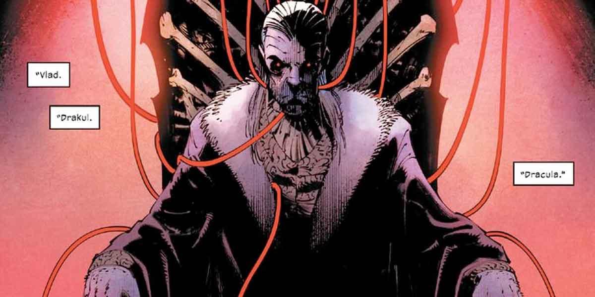 Wolverine convierte a Drácula en un villano mucho más poderoso