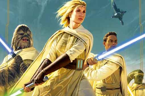 Star Wars presenta el primer Wookiee Jedi