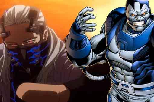 My Hero Academia tiene su propia versión de Apocalipsis de los X-Men