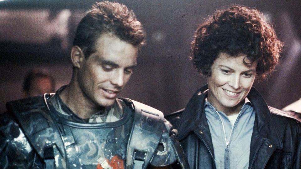 Michael Biehn en Aliens el regreso