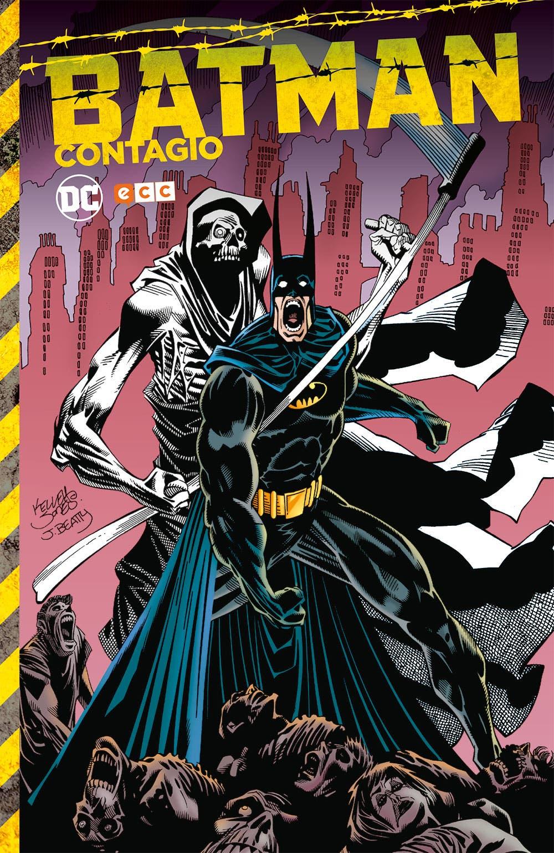 Batman contagio 1996