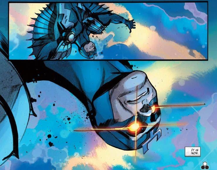 Black Bolt la falla