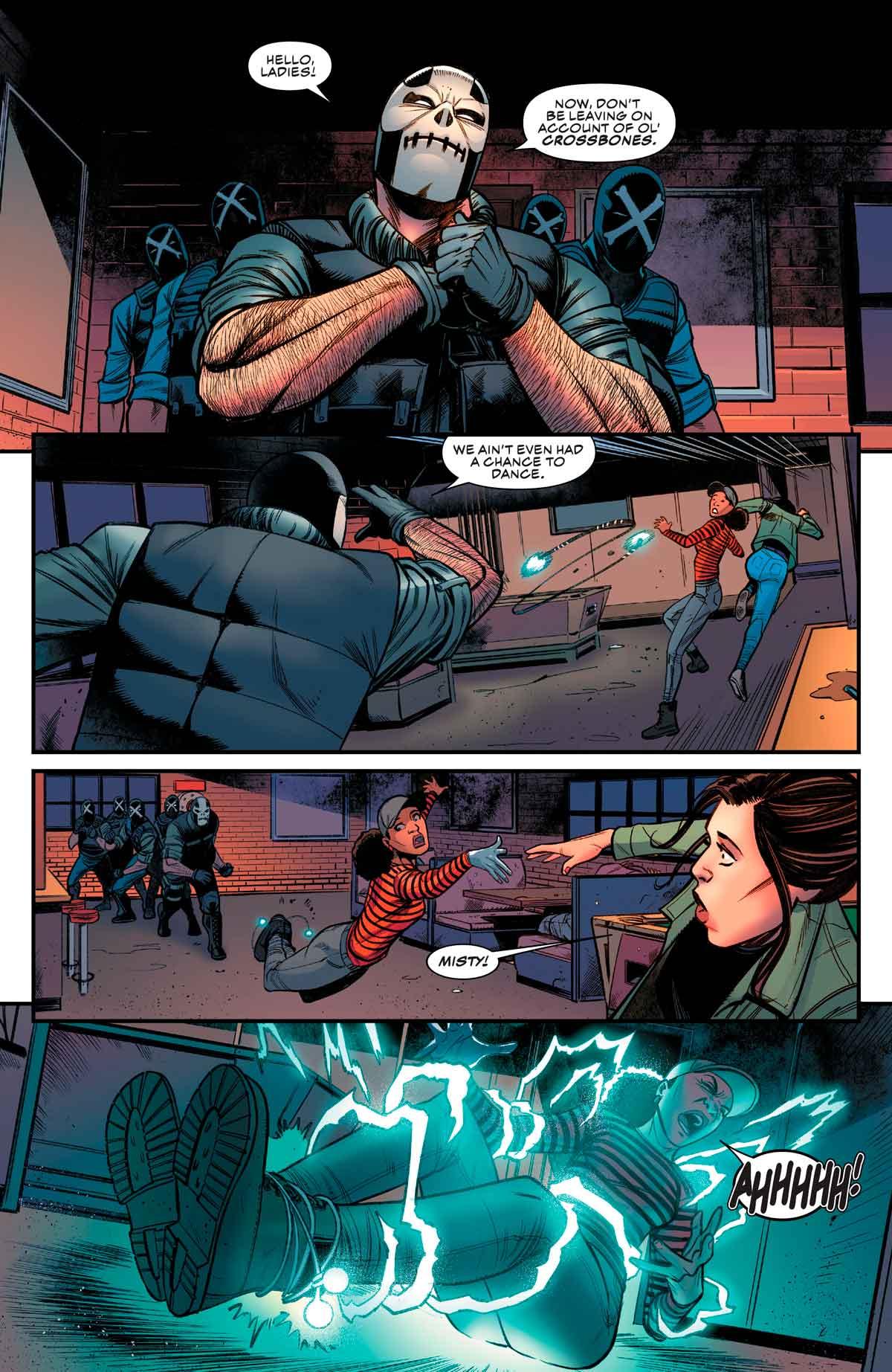 Capitán América Nº 20