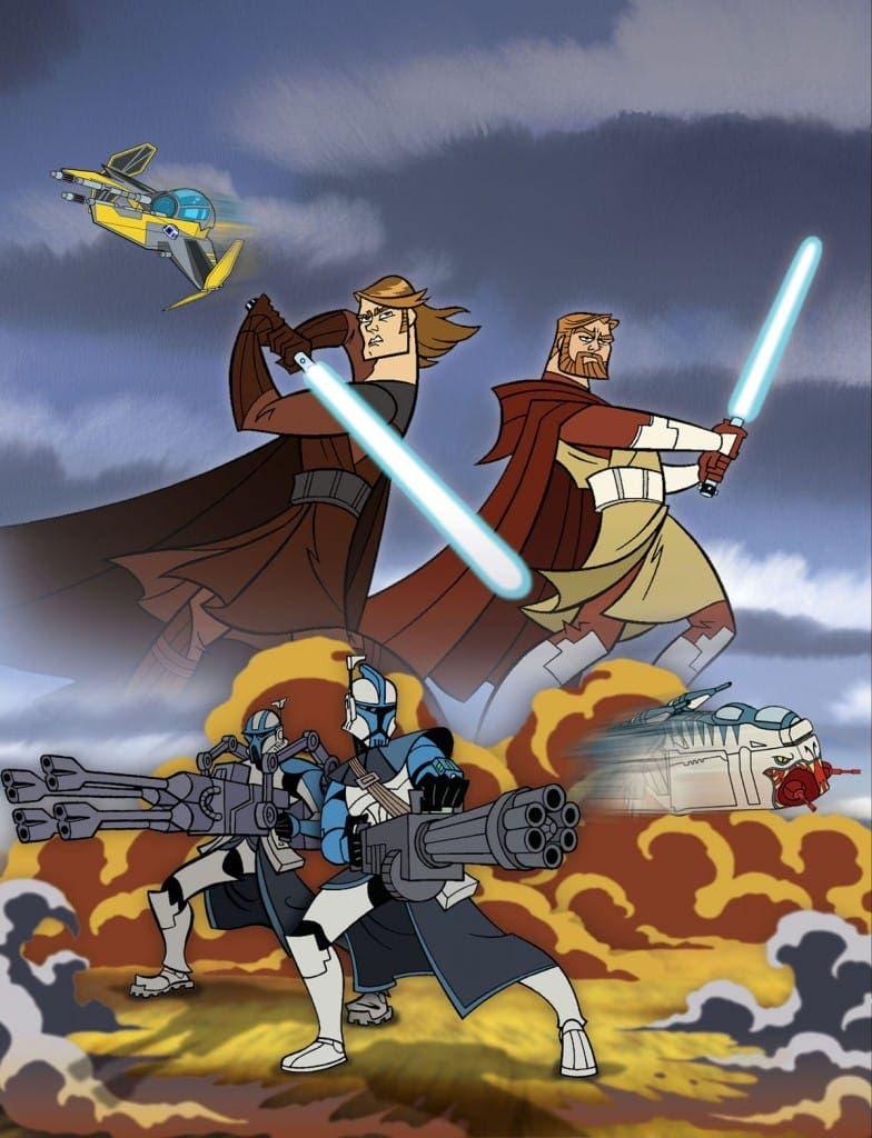 Clon wars 2003