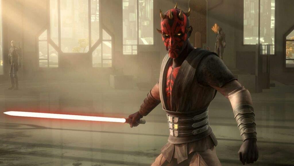 Star Wars: Darth Maul toma el control de Mandalore