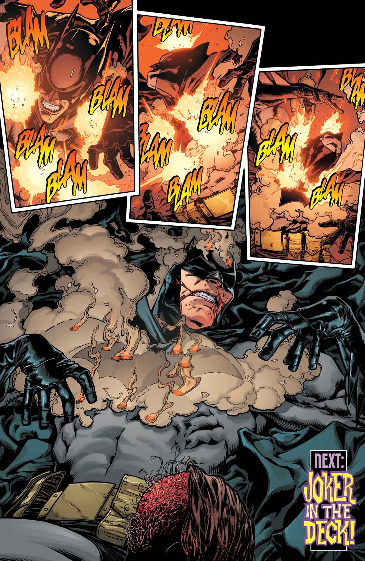 Detective Comics Nº 1021