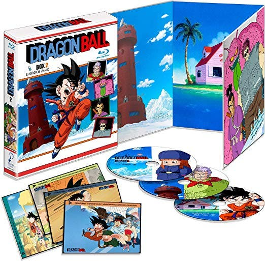 Dragon Ball box 2