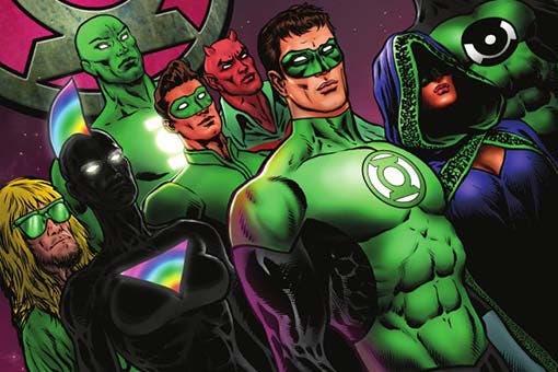 El Green Lantern N 10
