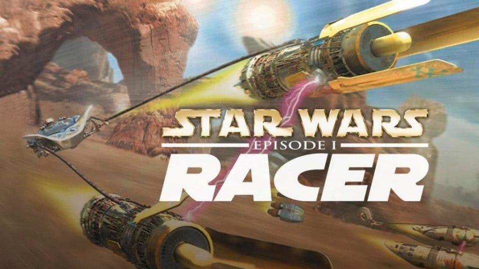 La amenaza fantasma - Star Wars Episodio I: racer