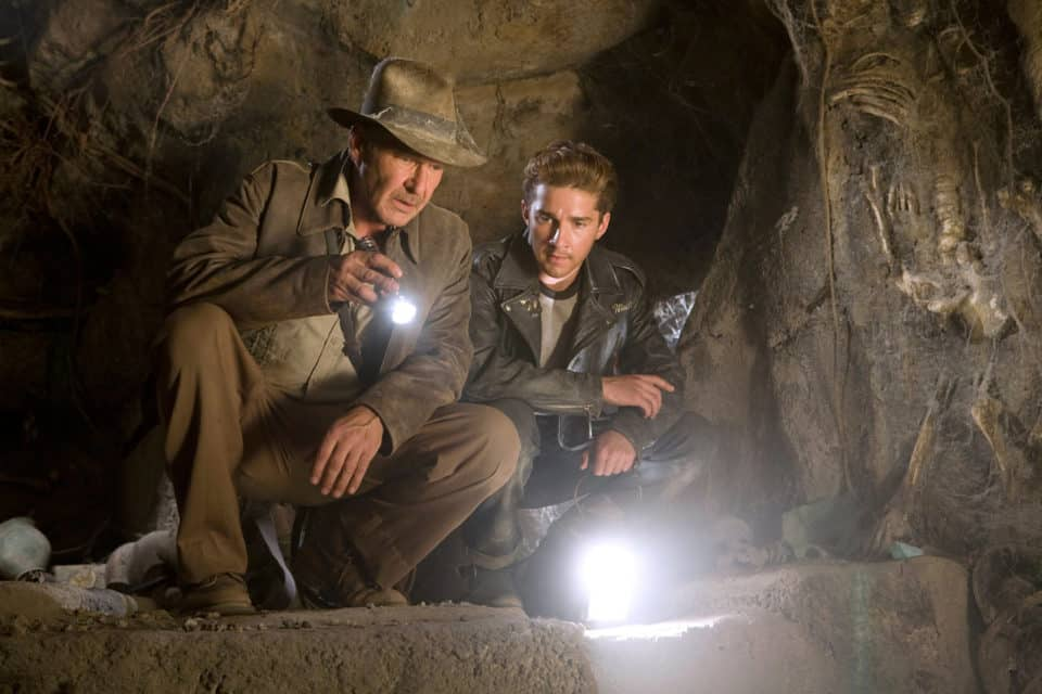 Indiana Jones Shia LaBeouf