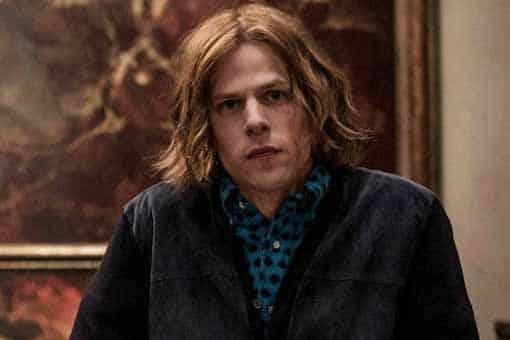 Jesse Eisenberg reveló que quiere volver a interpretar a Lex Luthor