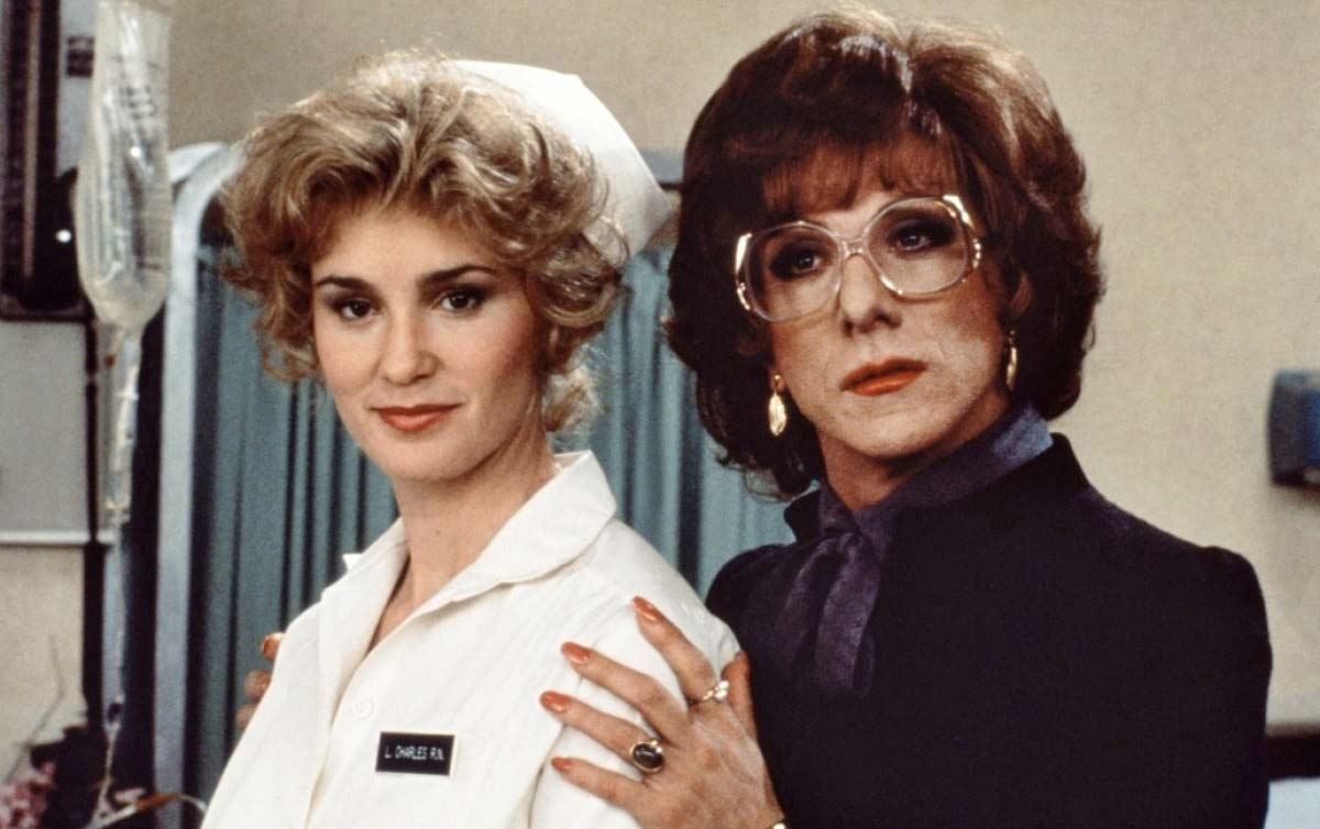 Jessica Lange Tootsie Dustin Hoffman Sydney Pollack