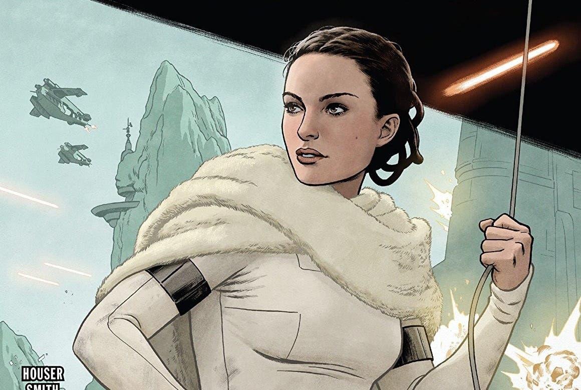 Star Wars: Era de la República. Padme Amidala