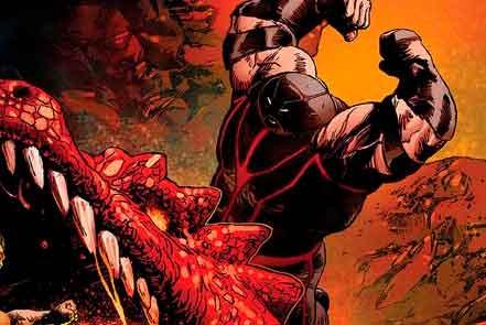 Juggernaut está a punto de unirse al equipo de los Vengadores más violentos de Marvel