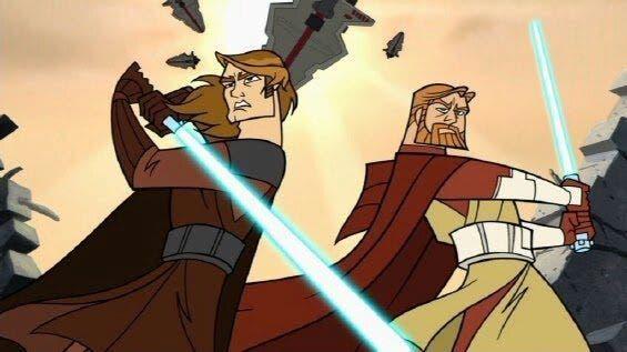 Star Wars Clone Wars Tartakovsky