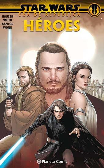 Star Wars: Era de la República. Héroes.