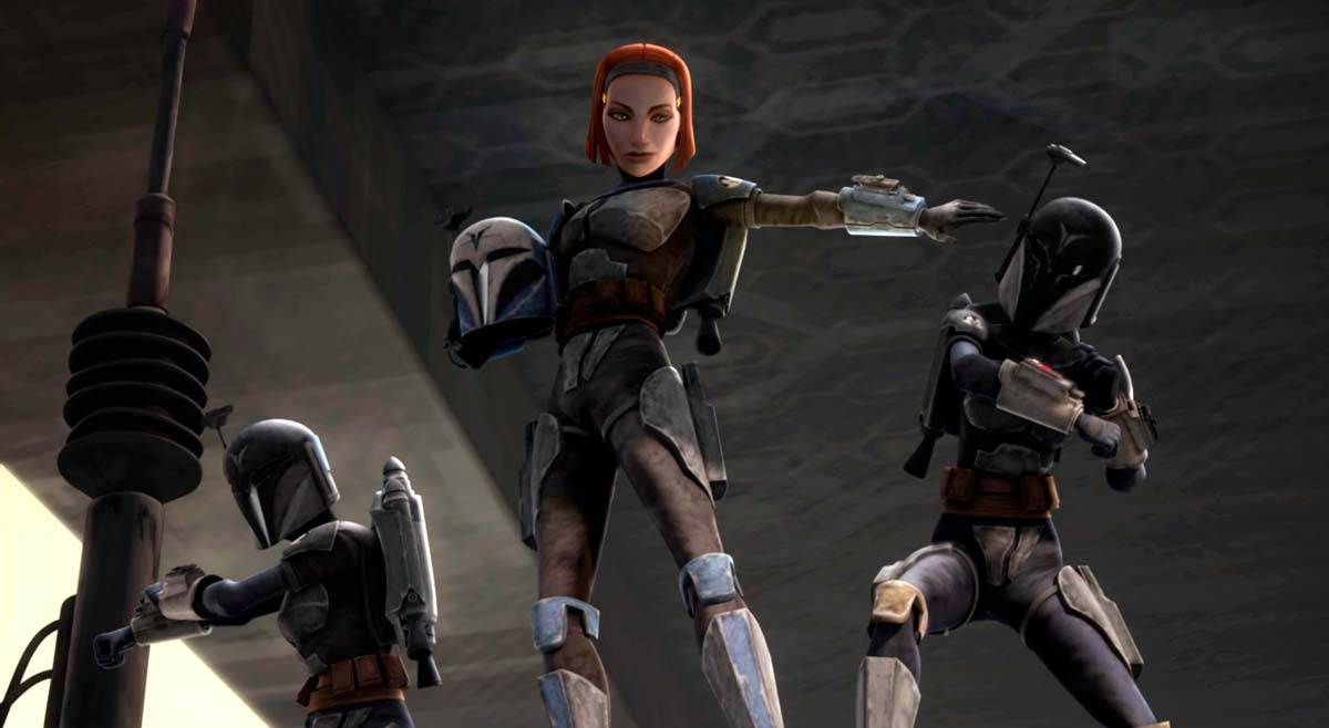 Star Wars Rebels Bo Katan