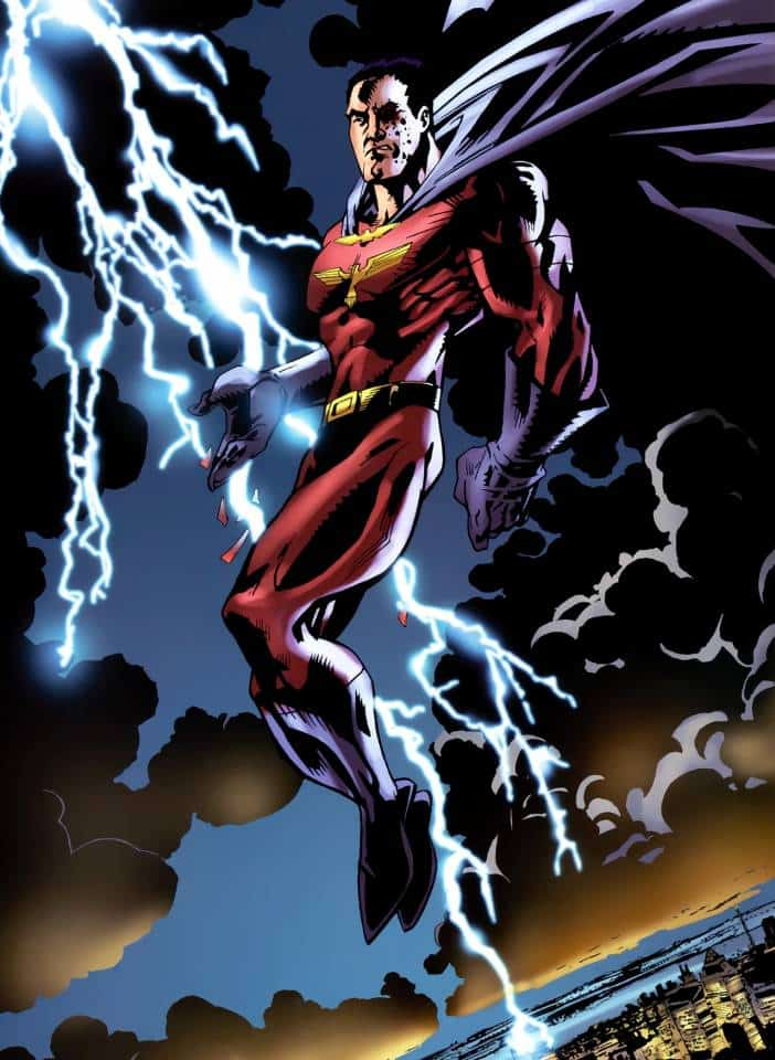 Stormfront comic