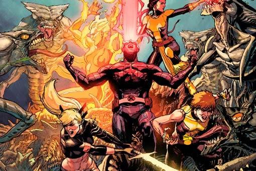 X-Men Nº 8 Amanecer de X
