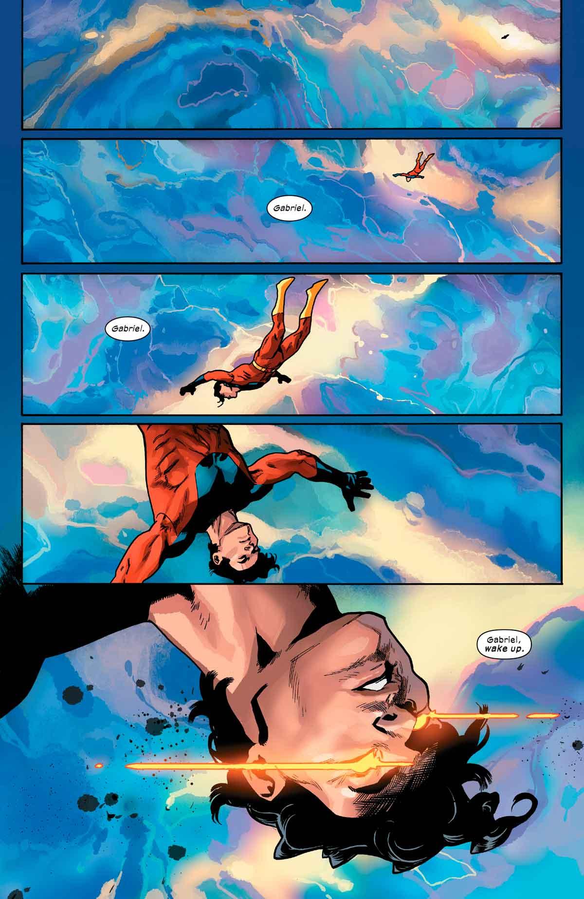 X-Men misterio Vulcan