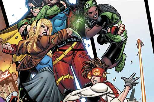 Young justice #8