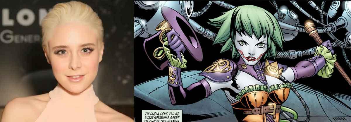 La hija del Joker asalta a serie de Batwoman