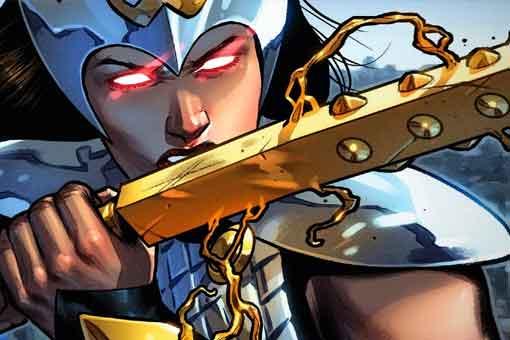 arma Marvel mas poderosa martillo de Thor