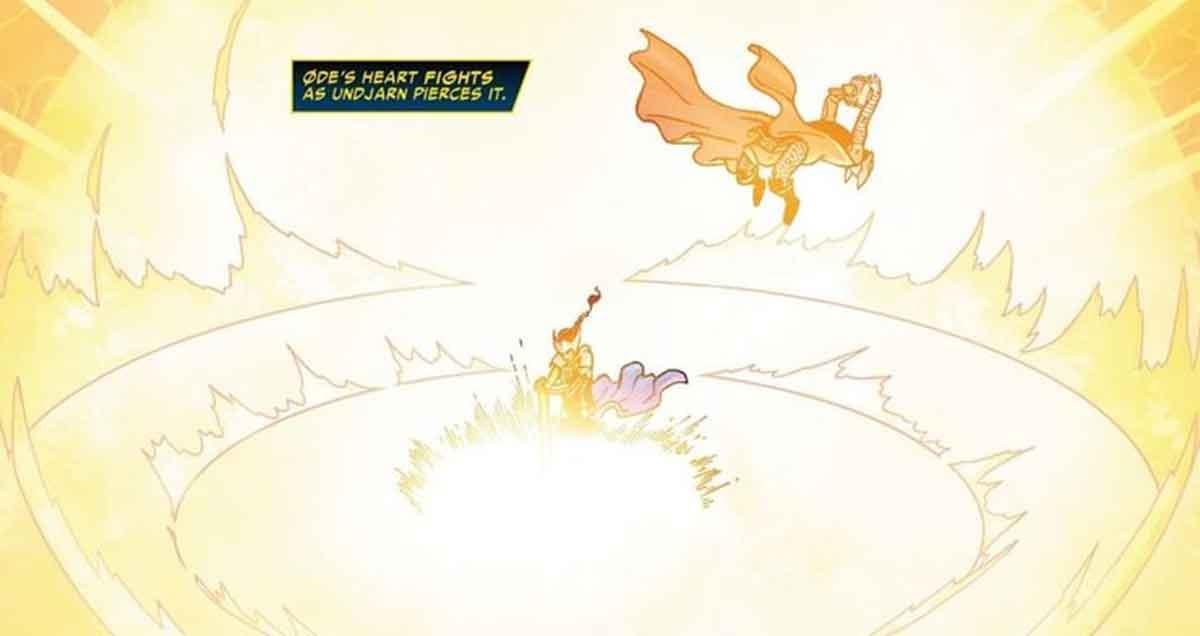 Marvel crea el arma definitiva que es superior al martillo de Thor
