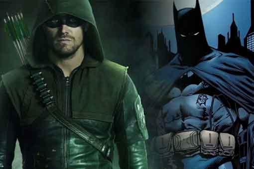 arrow batman bruce wayne