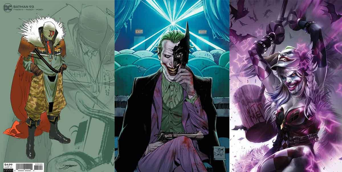 Harley Quinn vs novia del Joker Punchline