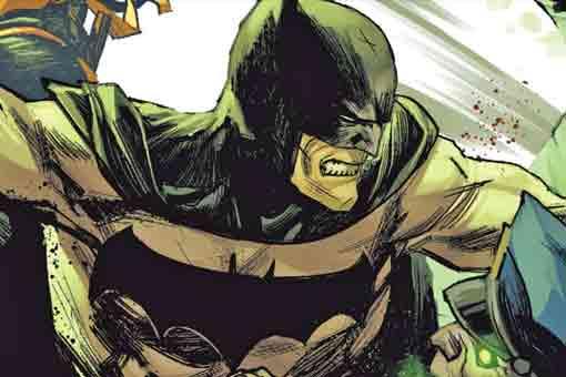 Batman admite que es un superhéroe terrible