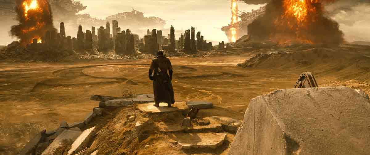 Zack Snyder no entiende la escena de la pesadilla de Batman v Superman