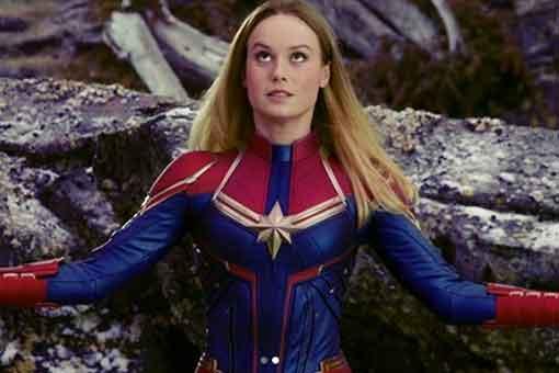 Brie Larson comparte la primera vez que usó el traje d Capitana Marvel