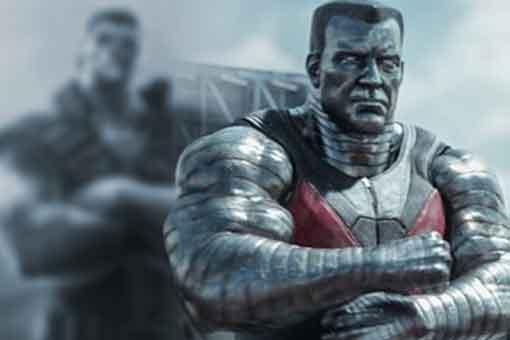 Coloso casi tiene un aspecto diferente en Deadpool (2016)