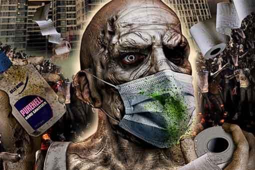 Corona Zombies, la primera película sobre el Coronavirus