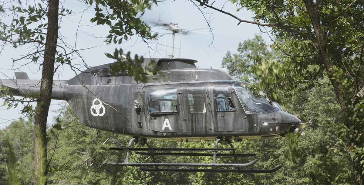 The Walking Dead desvelará que hay detrás de la organización CRM