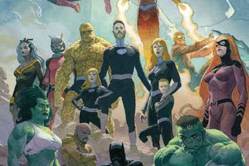 Los Cuatro Fantásticos añaden a un nuevo miembro al equipo