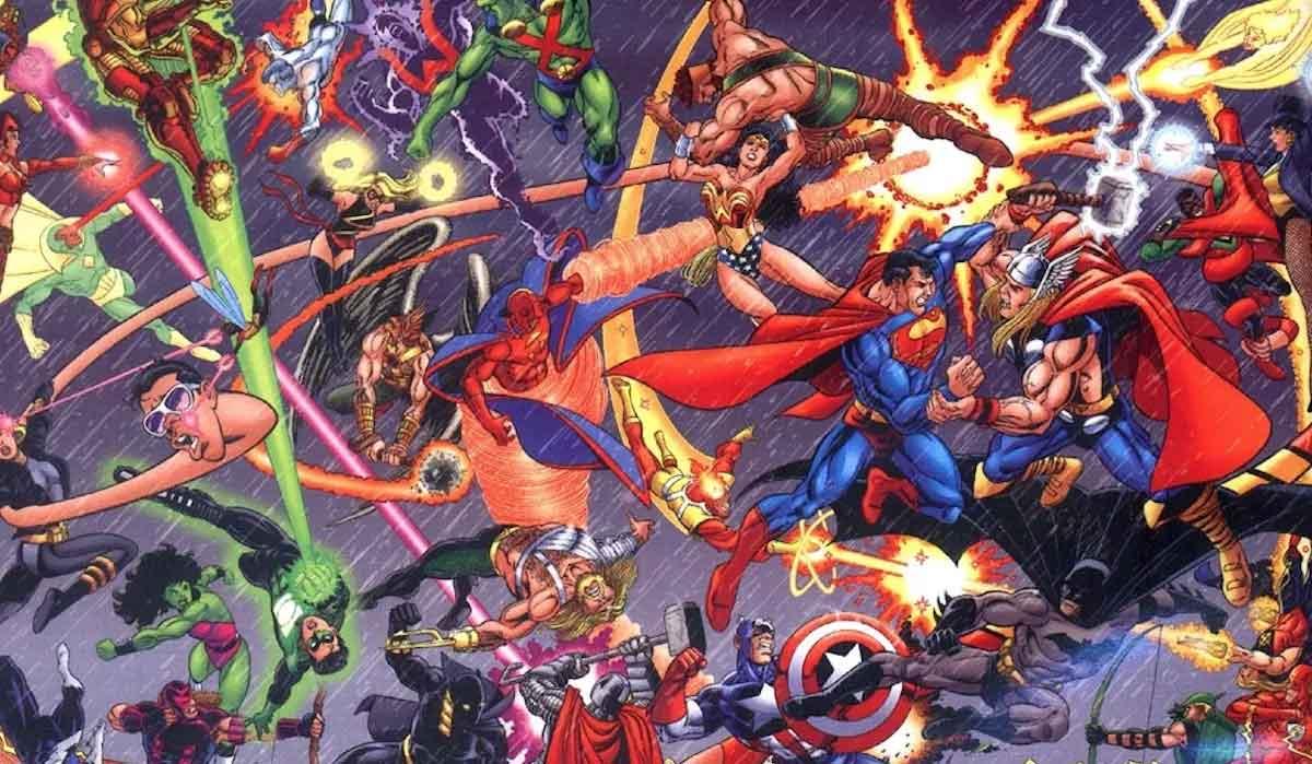 DC Comics desmiente los rumores de que Marvel quiere comprarles